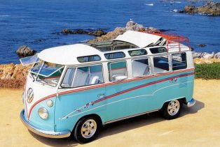 Camper Van Design For VW Bus011