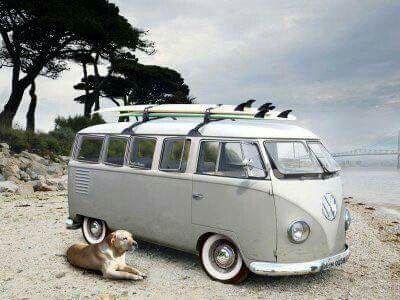 Camper Van Design For VW Bus054