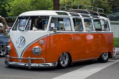 Camper Van Design For VW Bus067