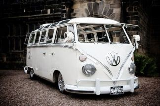 Camper Van Design For VW Bus079