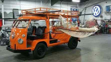 Camper Van Design For VW Bus086