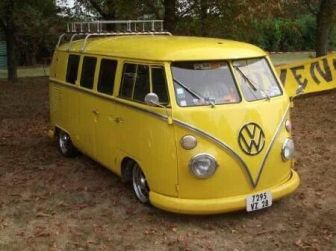 Camper Van Design For VW Bus092
