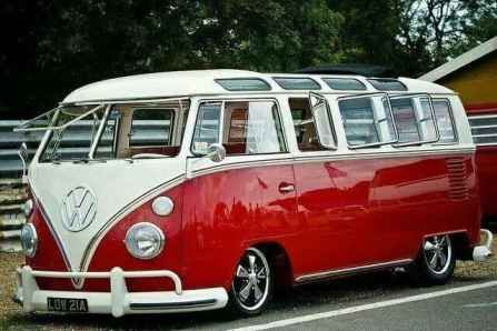 Camper Van Design For VW Bus110