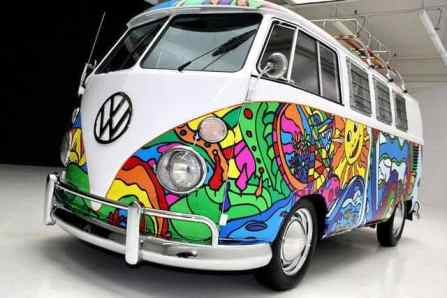 Camper Van Design For VW Bus112
