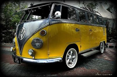 Camper Van Design For VW Bus113