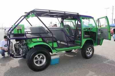 Camper Van Design For VW Bus115