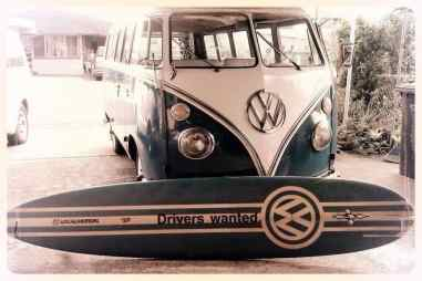 Camper Van Design For VW Bus117