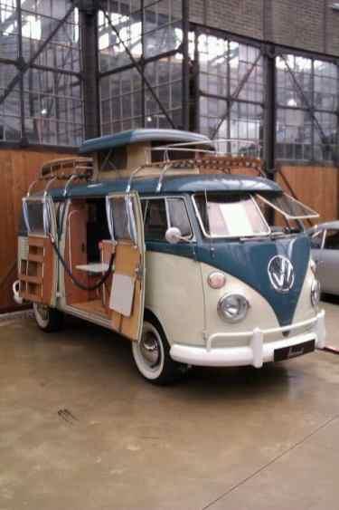 Camper Van Design For VW Bus119