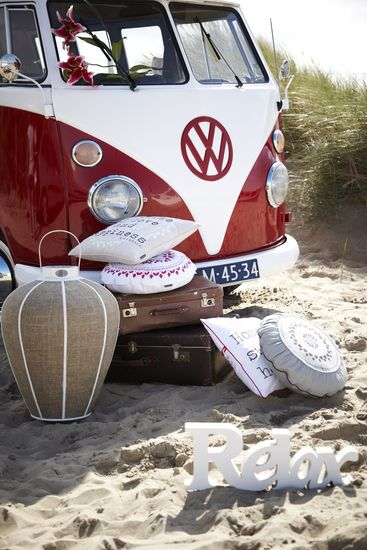 Camper Van Design For VW Bus132