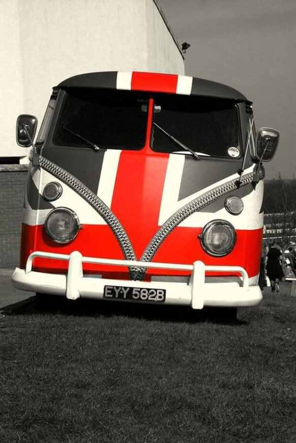 Camper Van Design For VW Bus134