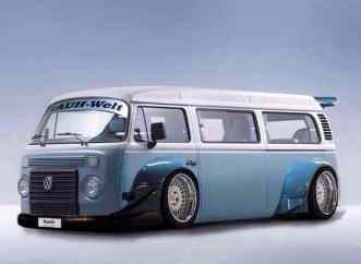 Camper Van Design For VW Bus144