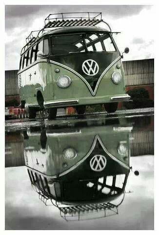 Camper Van Design For VW Bus150