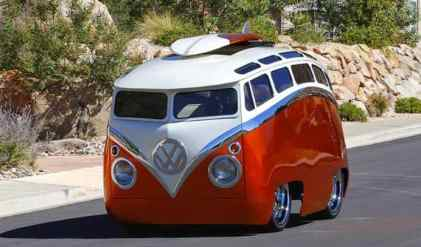 Camper Van Design For VW Bus151