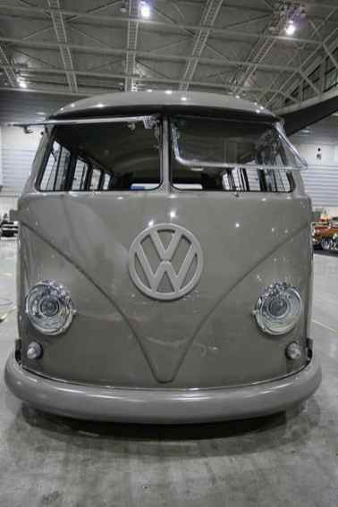Camper Van Design For VW Bus153
