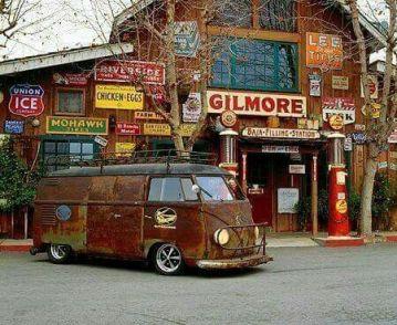 Camper Van Design For VW Bus154