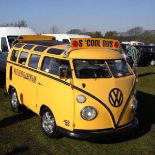 Camper Van Design For VW Bus156
