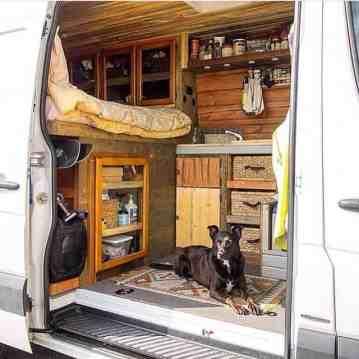 Interior Design For Camper Van06