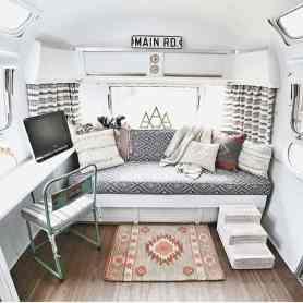 Interior Design For Camper Van07