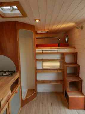 Interior Design For Camper Van13