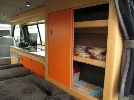 Interior Design For Camper Van28