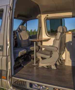 Interior Design For Camper Van54