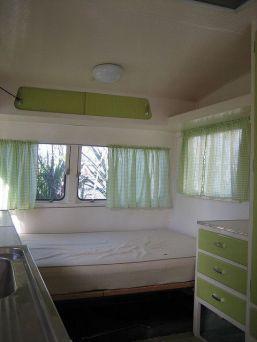 Badass DIY Camper Van17