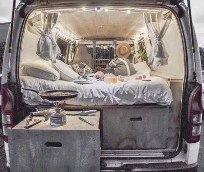 Badass DIY Camper Van18