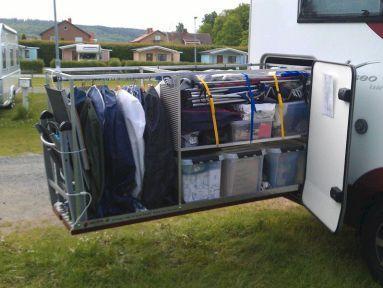 Creative Camper Van & RV Storage22
