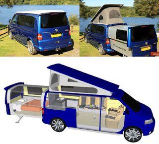 Best Cool Caravans, Camper Vans (RVS) Ideas For Traavel Trailers22