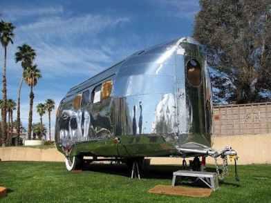 Best Cool Caravans, Camper Vans (RVS) Ideas For Traavel Trailers27