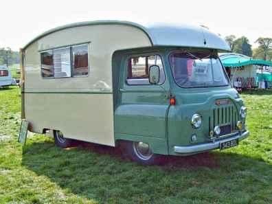 Best Cool Caravans, Camper Vans (RVS) Ideas For Traavel Trailers39