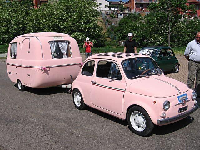 Best Cool Caravans, Camper Vans (RVS) Ideas For Traavel Trailers53