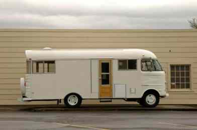 Best Cool Caravans, Camper Vans (RVS) Ideas For Traavel Trailers57