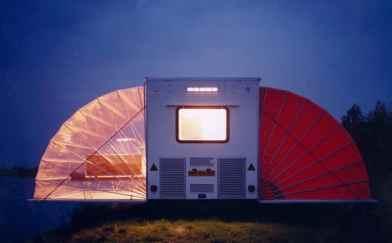 Best Cool Caravans, Camper Vans (RVS) Ideas For Traavel Trailers58
