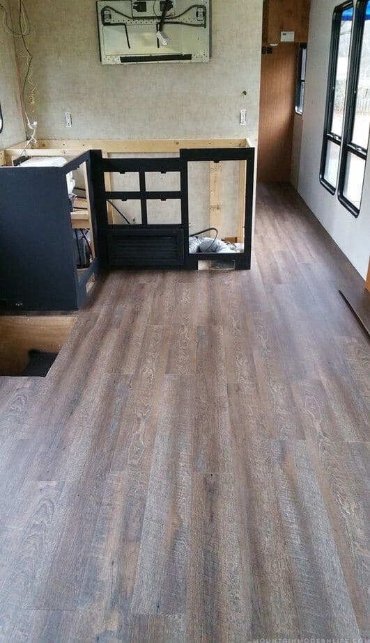 How To Install Vinyl Plank Flooring In A Rv Camperism