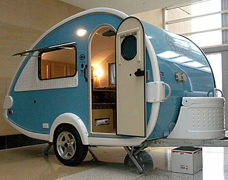 Small Campers Trailers 34