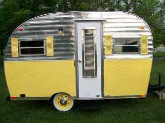 Small Campers Trailers 6