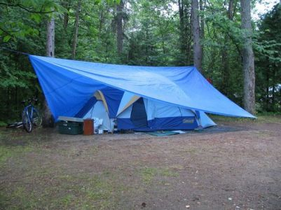 Tent Camping 21