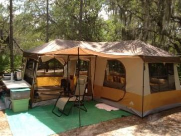 Tent Camping 4