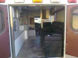Van Ambulance Cargo Trailer Conversions23