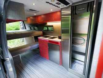 Van Ambulance Cargo Trailer Conversions49