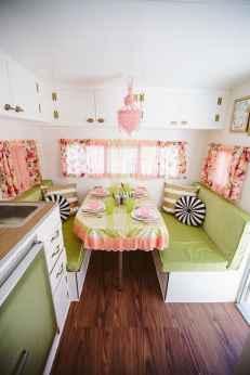 Vintage Camper Interior 37