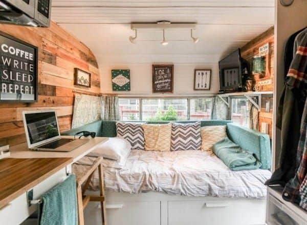 Best Vintage Camper Interior