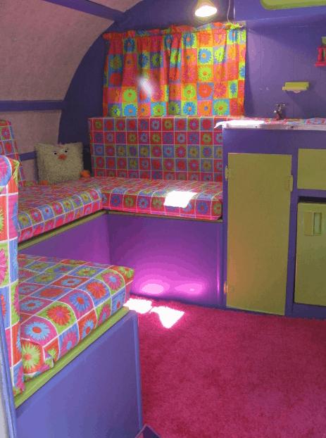 Camper Playhouse 18