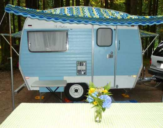 Camper Playhouse 39