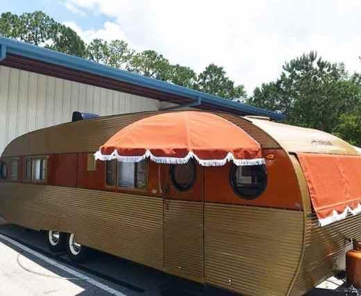 Camper Playhouse 41