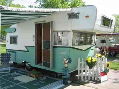 Camper Playhouse 50