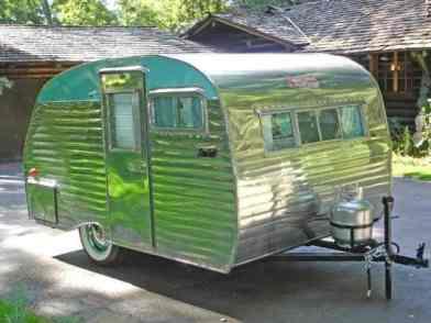 Camper Playhouse 53