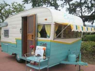 Camper Playhouse 54