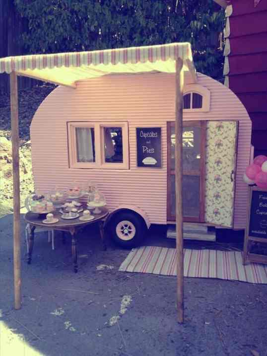 Camper Playhouse 56